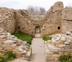 New Mexico's Aztec Ruins National Monument