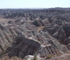 South Dakota's Badlands National Park