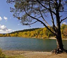 Benedictine Lake, Pecos, New Mexico