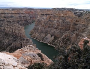 Bighorn Canyon National Recreation Area, Montana, Wyoming