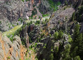 Black Canyon National Park, western Colorado