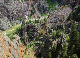 Black Canyon National Park, western Colorado