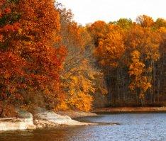 Brighton Dam Triadelphia Lake, Maryland