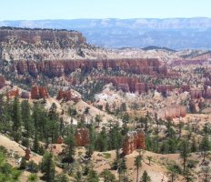 Bryce Canyon National Park, southwestern Utah