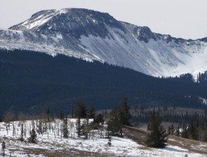 Buffalo Peaks Wilderness
