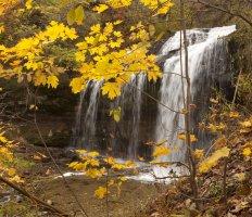 Cascade Falls,  Osceola, St. Croix County, Wisconsin