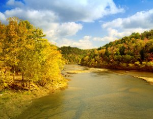 Cumberland River, Kentucky