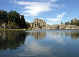 Custer State Park, park and wildlife reserve in Black Hills of southwestern South Dakota