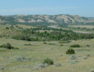 Dakota Prairie National Grasslands, North and South Dakota
