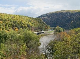 Delaware Water Gap National Recreation Area, Western NJ; New Jersey-Pennsylvania shores