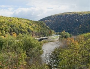 Delaware Water Gap National Recreation Area, New Jersey