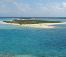 Dry Tortugas National Park, west of Key West in Gulf of Mexico