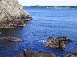 Fort Wetherill State Park, Jamestown, Rhode Island