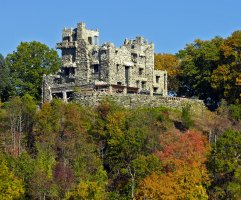 Connecticut's Gillette Castle State Park