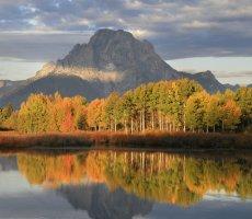 Grand Teton National Park, northwestern Wyoming