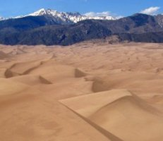 Great Sand Dunes National Park, Mosca, CO