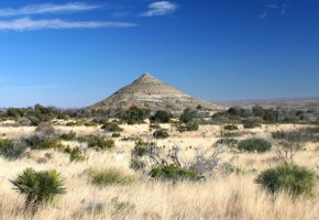 Guadalupe Mountains National Park, West Texas; highest point in Texas