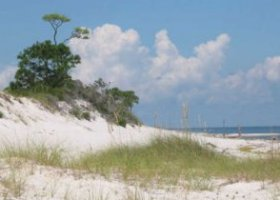 Gulf Islands National Seashore, Florida's northwest panhandle