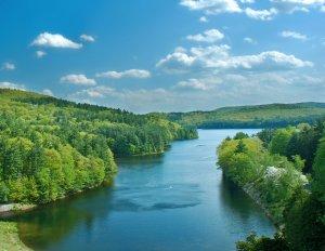 Lake McDonough, Connecticut
