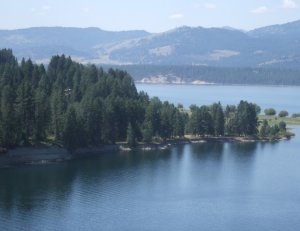 Lake Roosevelt National Recreation Area, Washington