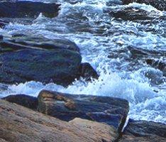 Narragansett Newton Rock, Rhode Island