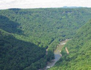 New National River, North Carolina