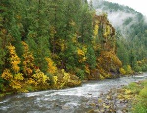 North Umpqua National River, Oregon