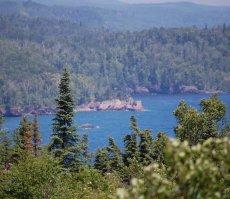 Minnesota's Palisade Head, Lake Superior