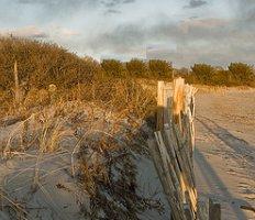 Rhode Island dunes