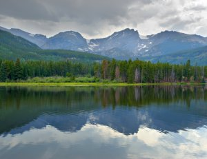 Rocky Mountain National Park, Sprague Lake