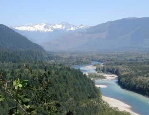 Skagit National River, Washington