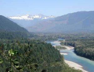 Skagit National River, Washington