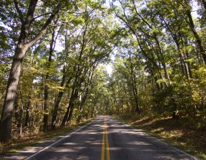 Skyline Drive, National Scenic Road, Virginia