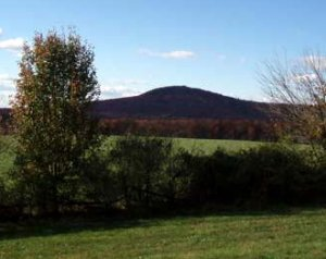Sugarloaf Mountain Natural National Monument, located 10 miles south of Frederick, in northern Maryland