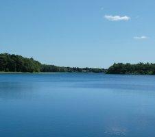 Wenham Lake, Massachusetts